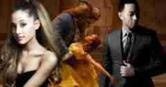 Ariana Grande - Beauty & The Beast Ft John Legend
